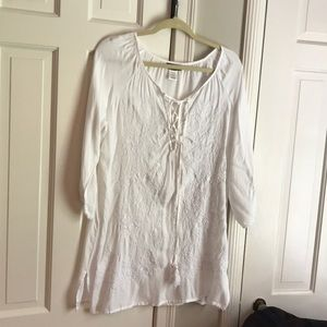 Tommy Bahama bathing suit cover up